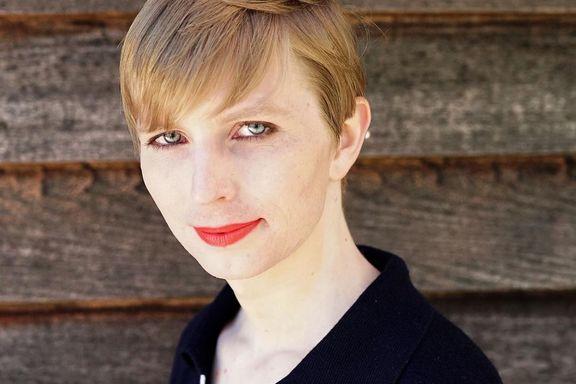 Chelsea Manning la ut bilde av seg selv etter løslatelsen: «Okay, her er jeg!»