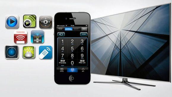 iPhone apper du kan fjernstyre med Mobil
