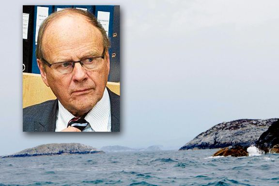 Tidligere stortingsrepresentant (77) funnet på holme etter redningsaksjon
