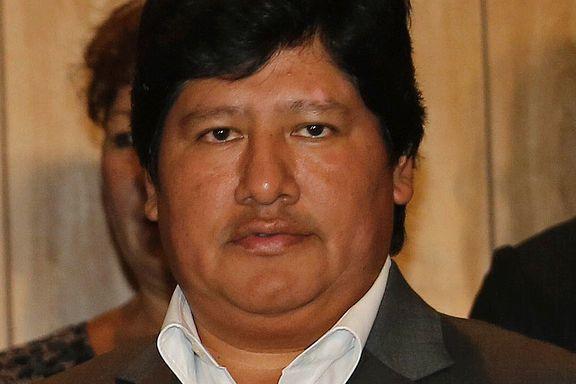 Perus fotballpresident pågrepet og fengslet