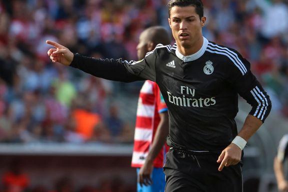 11 strake seire for Real Madrid