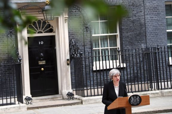 Theresa May: Nytt angrep i Storbritannia kan være nær forestående
