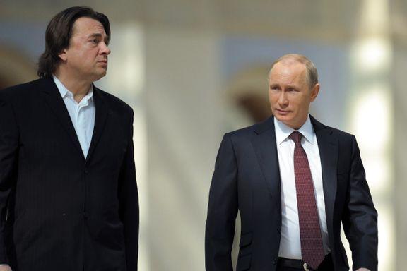 Putins «propagandaminister» skjulte rolle i milliardavtale via skatteparadis