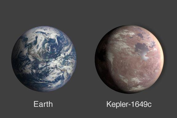 Den ligger 300 lysår unna og ligner mer på Jorden enn de fleste planeter