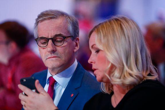 Ny meningsmåling: Kraftig Ap-nedtur én måned før valget