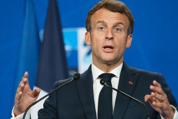 Frankrikes president og 13 andre statsledere mulige mål for spionverktøy