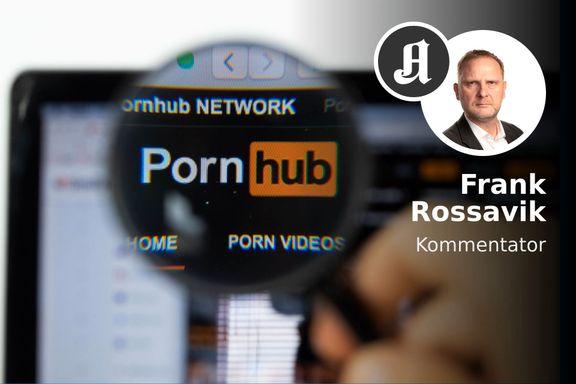 Aksjonen mot Pornhub er meningsløs og konstruktiv på samme tid