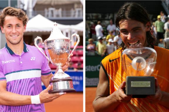 Ruud om forholdet til Nadal: – Vi tar en golfrunde her og der