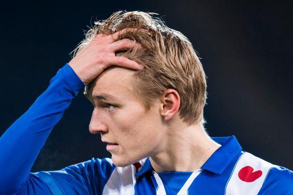 Ødegaard følte seg snytt i målfest