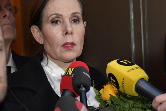 Danius tilbake til Svenska Akademien for å velge nye medlemmer