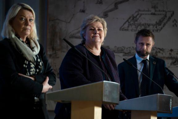 Den mest inngripende forskriften i Norge siden krigen ble behandlet på to timer