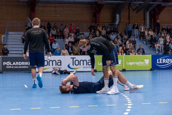 Bergen overkjørte motstanderen og ledet med åtte mål. Så raknet det.
