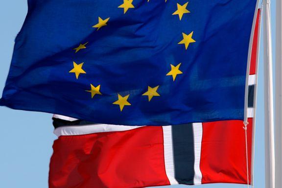 Programkomitélederen i Høyre: Klimatrusselen åpner for ny EU-debatt