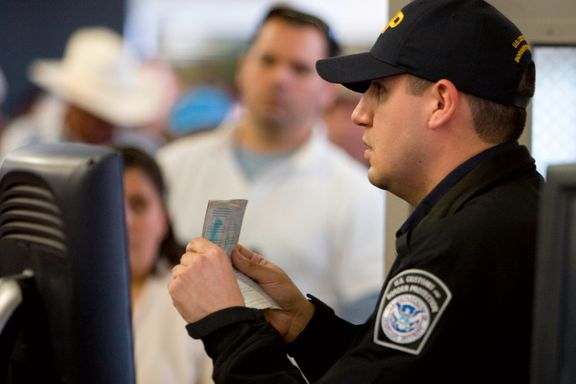 Reisende til USA må gjennom sikkerhetsintervju