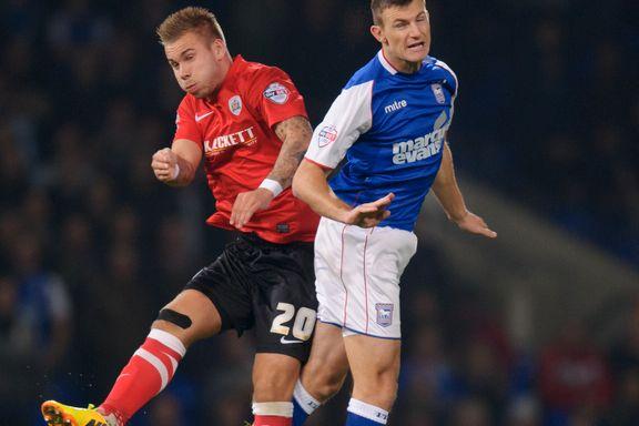 Pedersen og Barnsley rykket ned
