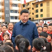 Kinesiske skolebarn har fått et nytt fag: Xilosofi.