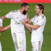 Vartet opp med klassescoringer da Real Madrid knuste Valencia