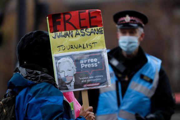 USA bør la Julian Assange være i fred