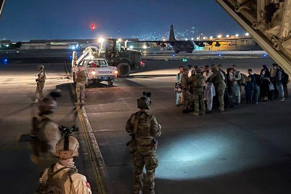 Norge brukte sin egen nødplan ut av Afghanistan