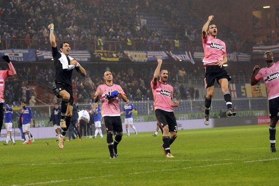 Juventus fosser videre i Serie A