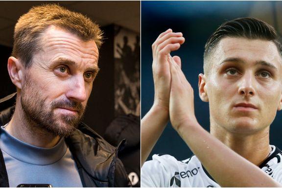Henter tilbake Levi: - Jeg er glad for at Rosenborg vil ha meg