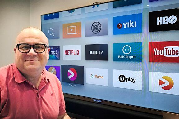 Morten sparer 4000 kroner i året på å kvitte seg med TV-dekoderen
