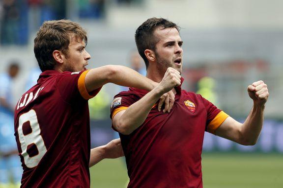 Roma vant sin første hjemmekamp siden november