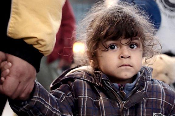 Dokumentarfilmen «69 minutter av 86 dager»: Tre år gamle Leans flukt gjennom Europa