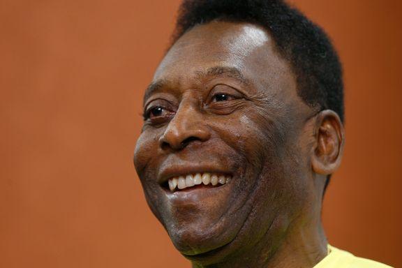 Pelé friskmeldt etter alvorlig urinveisinfeksjon