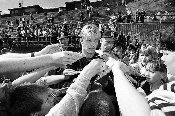 Siden Beckham var på Varden i 1998 har det vært fotballskole i Fyllingsdalen. I år ble fotballskolen avlyst i tolvte time.