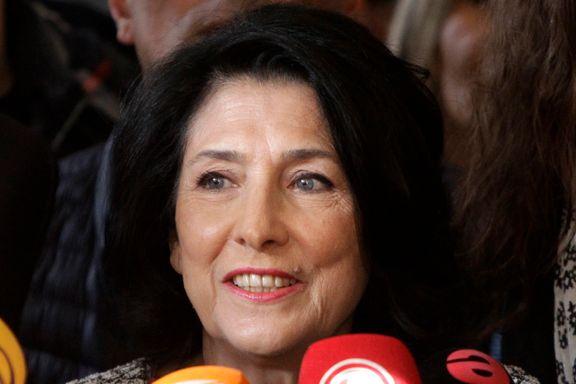 Hun ble valgt til sitt lands første kvinnelige president
