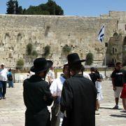 Skal bygge jernbane under Jerusalems gamleby