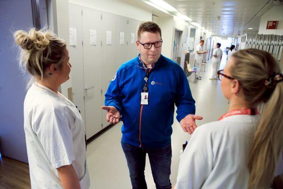 Sykehusene bruker rundt 900 millioner på vikarer i året