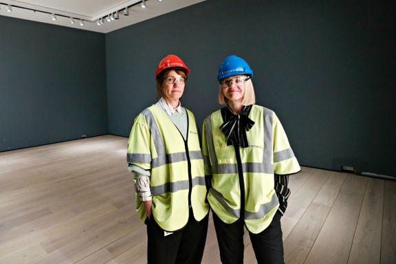 To kunstnere og én arkitekt får egne rom i det nye Nasjonalmuseet
