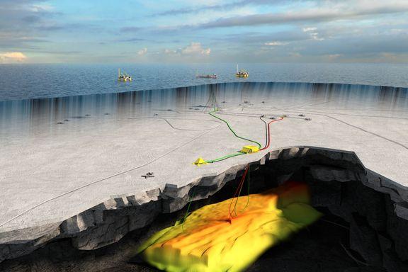 Statoil skal bygge ut Trestakk-feltet til halv pris