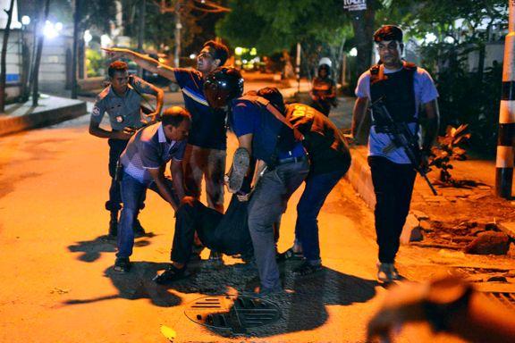 20 sivile drept i gisseldrama i Bangladesh
