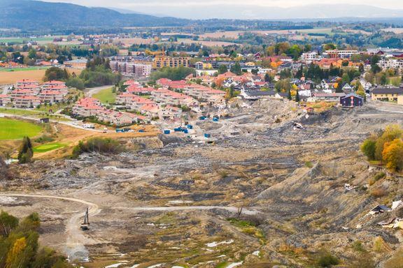 Erosjon og manglende sikring av bekk førte til skredet i Gjerdrum