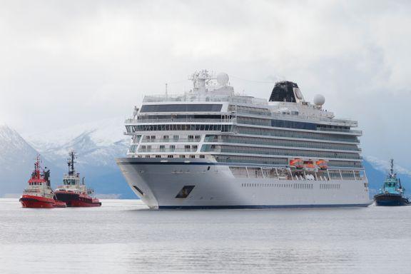 Politiet skal ombord i Viking Sky mandag