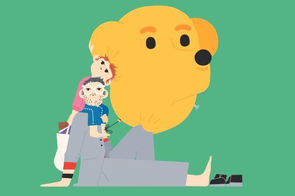 Besteforeldrene setter få grenser og har ulik oppfatning av barneoppdragelse. Hva skal foreldrene godta?