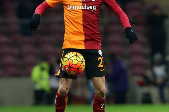 Martin Linnes og Galatasaray utestenges fra europeisk fotball