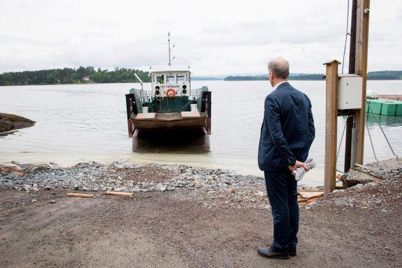 Aftenposten mener: 22. juli-minnesmerket bør plasseres på Utøykaia