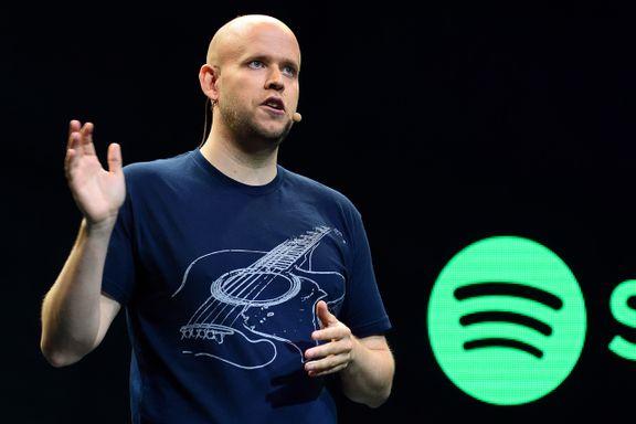 Spotify-gründer vurderer å kjøpe Arsenal