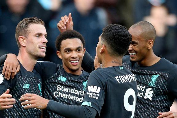Liverpool vant