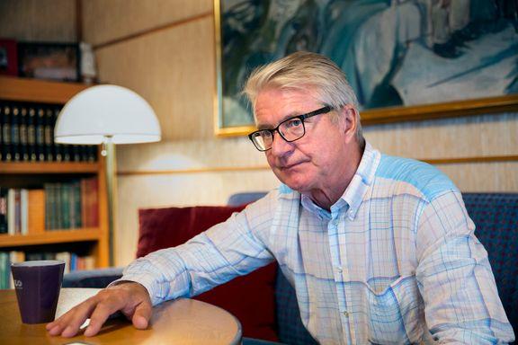 Fabian Stang: Hard depresjon og angst etter valget