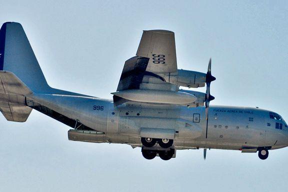 Fly med 38 om bord er savnet