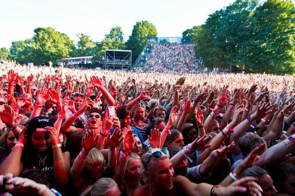 Dette er sommerens beste musikkfestivaler