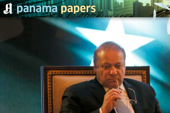 Statsministeren og hans familie anklages for korrupsjon og forfalskning. En skrifttype kan bidra til å sende dem i fengsel.