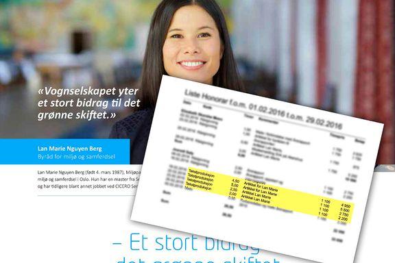Oslo Vognselskap svarer: Vi har ikke leid inn PR-byrå for å påvirke kommunen