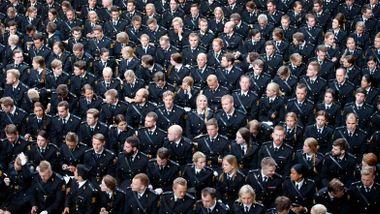 Nå nås målet om to politifolk pr. 1000 innbyggere