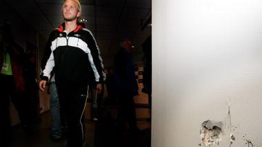 «Hatkampene» vi aldri glemmer: RBK-sjefen sparket hull i Molde stadion